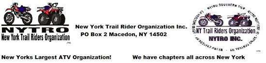 New York Trail Riding Orginazation Banner Image