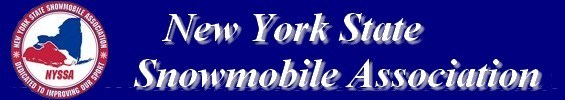 New York State Snowmobile Association Banner Image