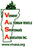 Vermont ATV Sportsman's Association Logo Image